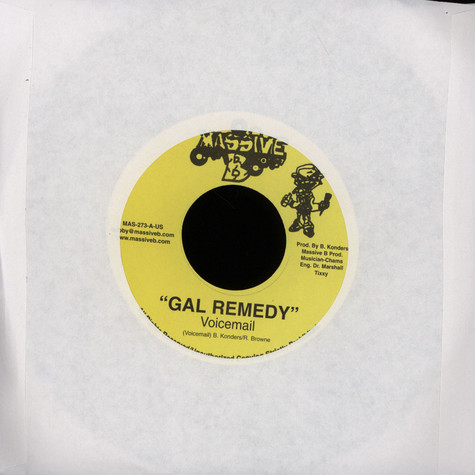 Voicemail - Gal Remedy