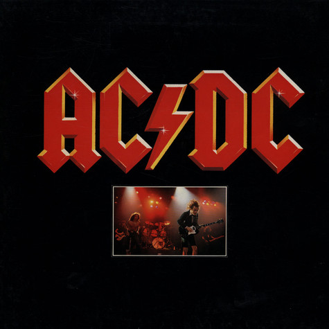 AC/DC - High Voltage / Dirty Deeds Done Dirt Cheap / Powerage