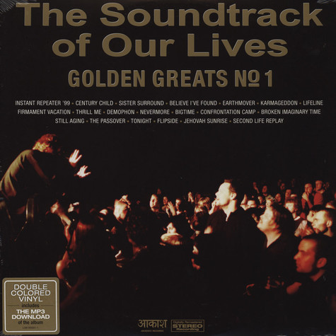 Soundtrack of Our Lives, The - Golden Greats