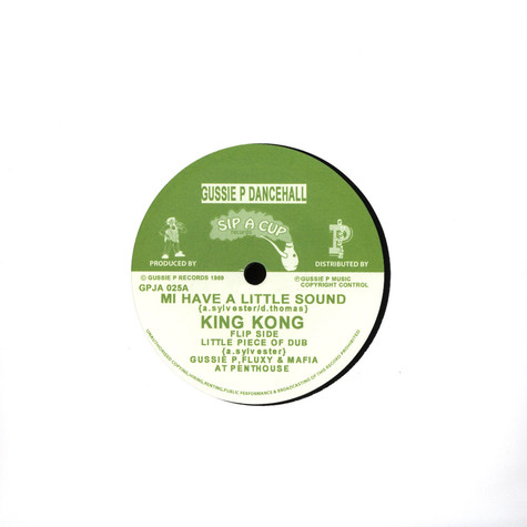 King Kong - Mi Have A Likkle Sound