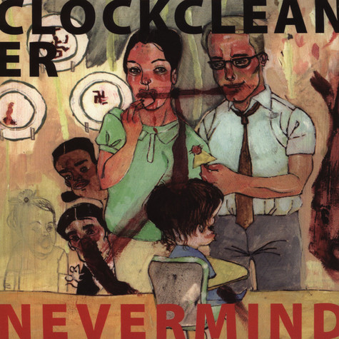 Clockcleaner - Nevermind