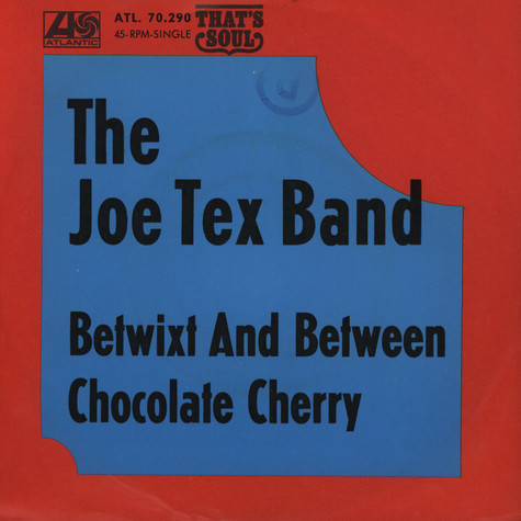 Joe Tex Band, The - Betwixt And Between