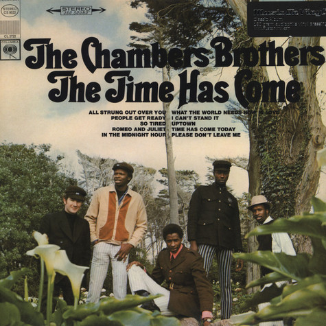Chambers Brothers - Time Has Come Today