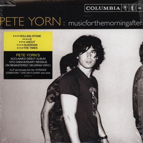 Pete Yorn - Musicforthemorningafter 10th Anniversary Reissue