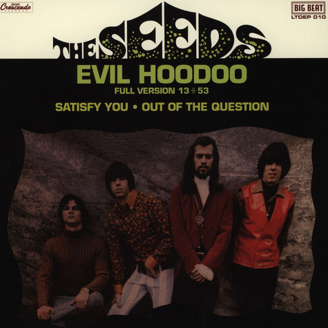 Seeds, The - Evil Hoodoo