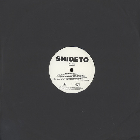 Shigeto - Full Circle Remixes