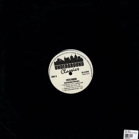 Pete Rock - Soul Brother Classics