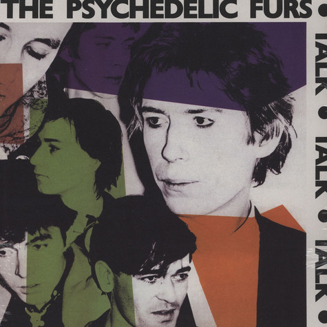 Psychedlic Furs, The - Talk Talk Talk