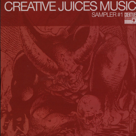 Creative Juices Music - Sampler 01