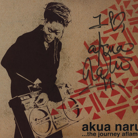 Akua Naru - The Journey Aflame