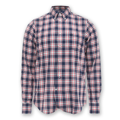 Ben Sherman - 2 Finger Collar LS Shirt