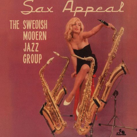 Swedish Modern Jazz Group, The - Sax Appeal