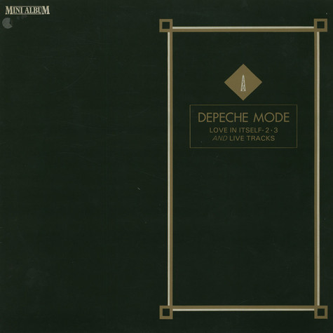 Depeche Mode - Love In Itself · 2 · 3 And Live Tracks