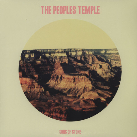 Peoples Temple, The - Sons Of Stone
