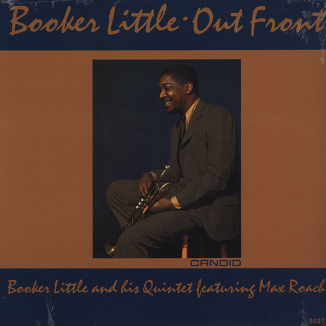 Booker Little - Out Front