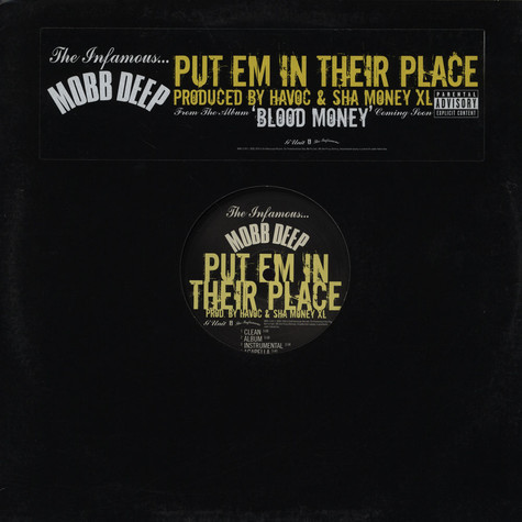 Mobb Deep - Pet Em In Their Place