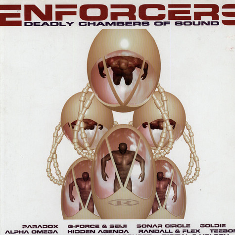 V.A. - Enforcers: Deadly Chambers Of Sound
