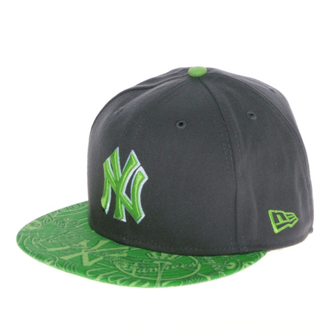 New Era - New York Yankees Silk Screen Cap