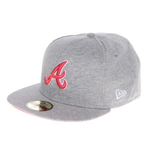 New Era - Atlanta Braves Jersey Basic Cap