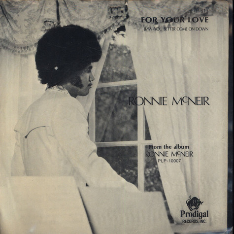 Ronnie McNeir - For Your Love