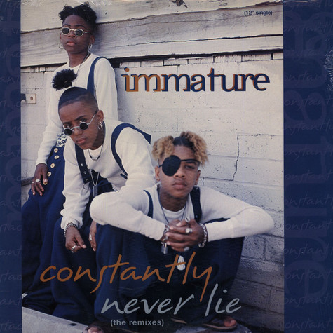 Immature - Constantly / Never Lie (The Remixes)