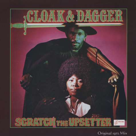Lee Perry & The Upsetters - Cloak & Dagger