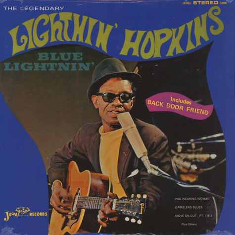 Lightnin Hopkins - Blue Lightnin'
