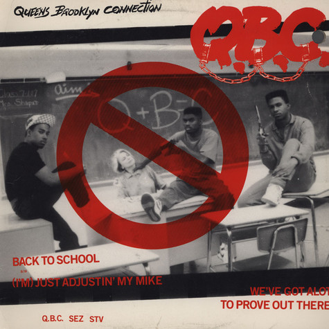 Q.B.C. (Queens Brooklyn Connection) - Back To School