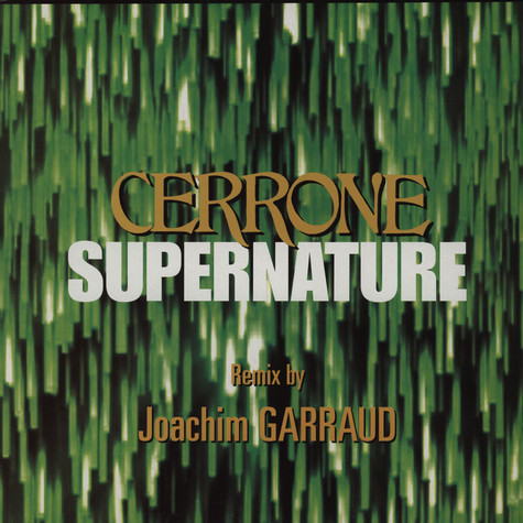 Cerrone - Supernature