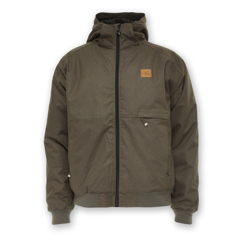 Cleptomanicx - Polarzipper Hemp Winter Jacket