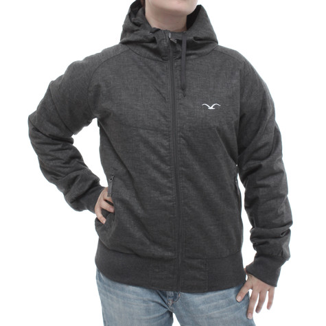 Cleptomanicx - Burner Hemp Women Winter Jacket