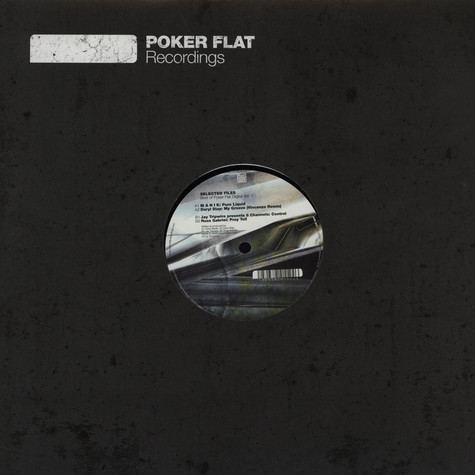 V.A. - Selected Files / Poker Flat Digital Volume 1