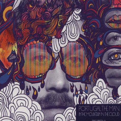Portugal The Man - In The Mountain In The Cloud Deluxe Edition