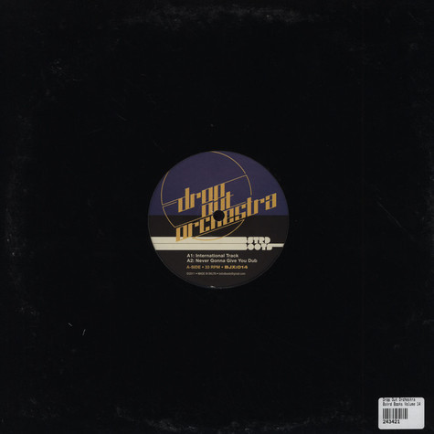 Drop Out Orchestra - Bstrd Boots Volume 14