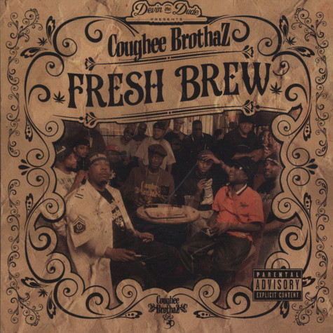 Devin The Dude / Coughee Brothaz - Fresh Brew