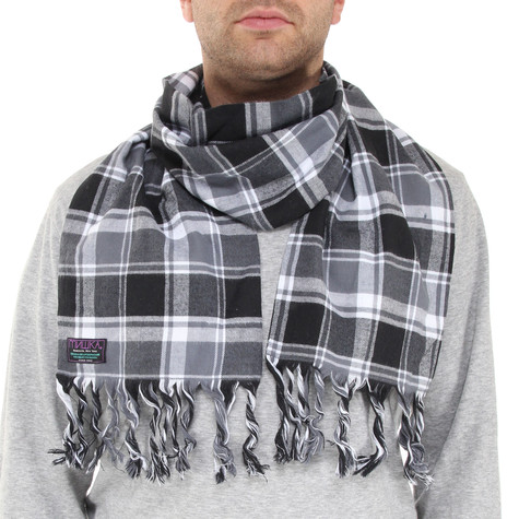 Mishka - Girlfriend In A Coma Flannel Scarf