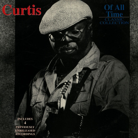Curtis Mayfield - Off All Time / Classic Collection