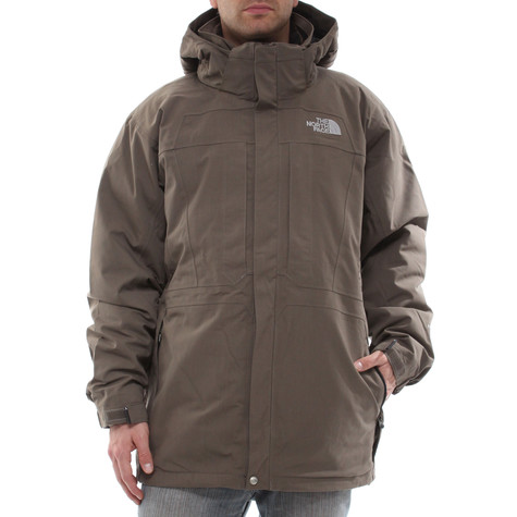 The North Face - Down Triclimate Parka