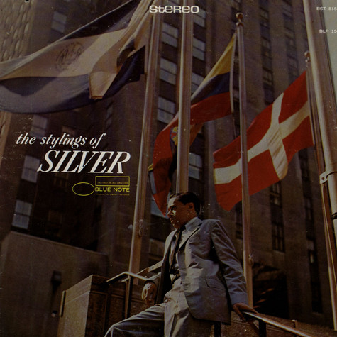 Horace Silver Quintet, The - The Stylings Of Silver