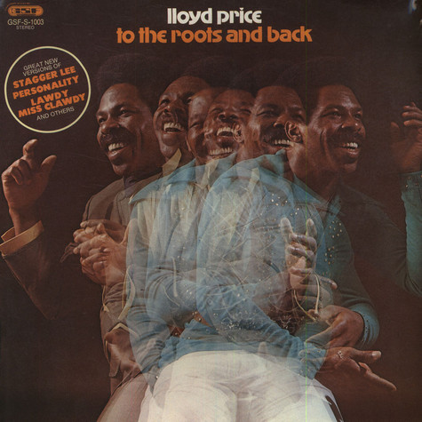 Lloyd Price - To The Roots And Back