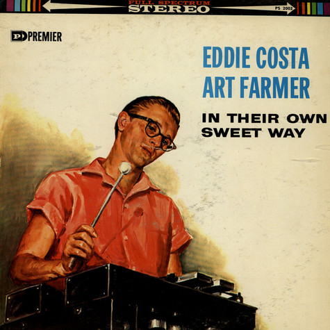 Eddie Costa and Art Farmer - In Their Own Sweet Way