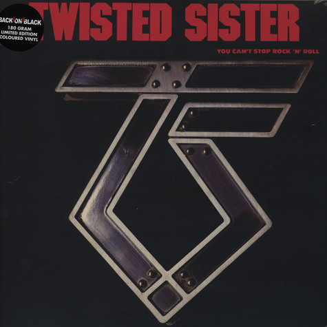 Twisted Sister - You Cant Stop Rock N Roll