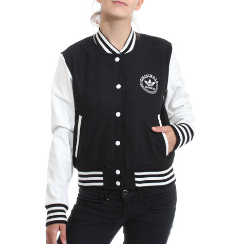 adidas - College Letterman Women Jacket