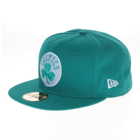 New Era - Boston Celtics NBA League Basic Cap