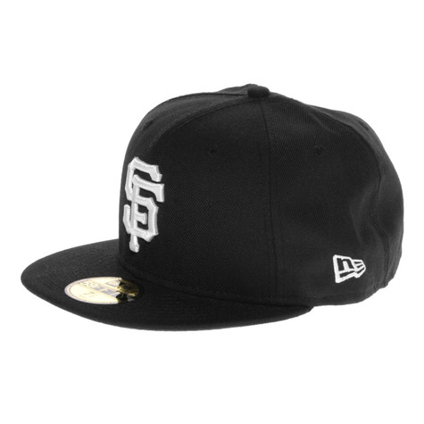New Era - San Francisco Giants League Basic MLB Cap