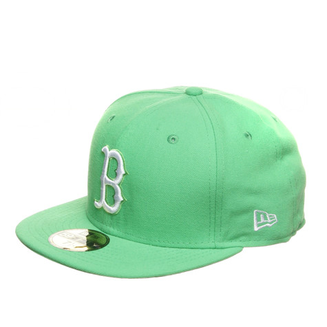 New Era - Boston Red Sox League Basic MLB Cap
