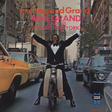Rene Grand & His Combo New York - Exciting & Grand