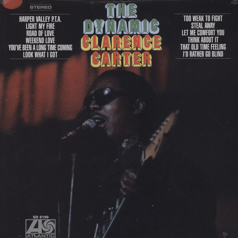Clarence Carter - The Dynamic Clarance Carter