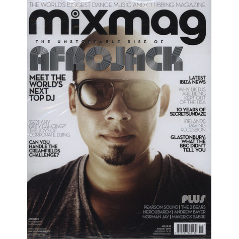 Mixmag - 2011 - 08 - August