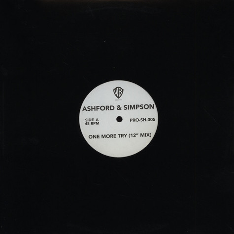 Ashford & Simpson - One More Try